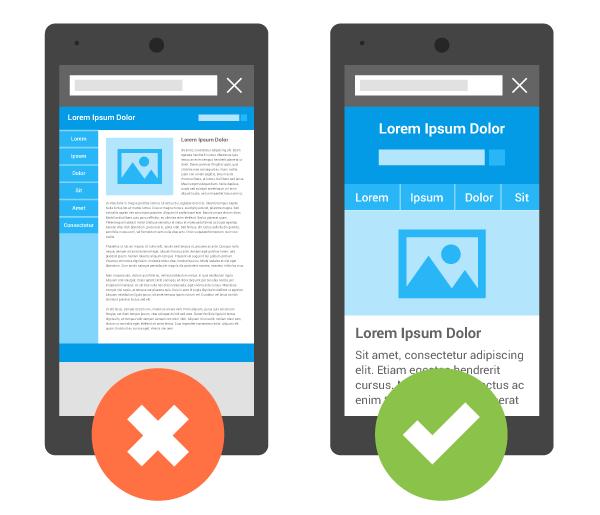 Ottimizzare il Sito Web per dispositivi mobili con il Responsive Design